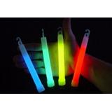 Bastão Luminoso Luz Química Light Stick Kit C/ 5 Unidades