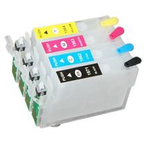 Cartucho Recarregavel Para Xp214 Xp411 Xp204 X401 Sem Tinta