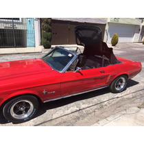 Ford Mustang Convertible Original 1968