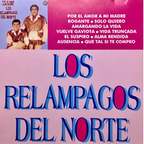 Cd Los Relampagos Del Norte