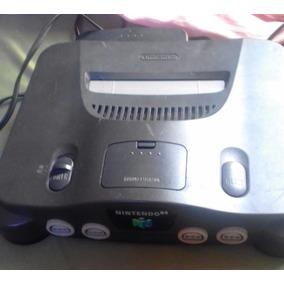 Console Nintendo 64 Japones
