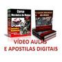 Curso 54 Dvds Mecânica De Motos E Injeção Eletrônica