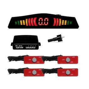 Sensor De Estacionamento Oem Orbe 4 Pontos Embutir Prime