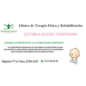 Terapia Fisica Y Rehabilitación En Guadalajara Estimulación