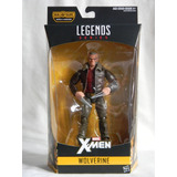Marvel Legends Series Old Logan Baf Warlock