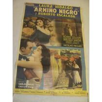 Afiches De Cine Antiguos Con Laura Hidalgo