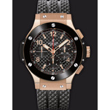 ae8556c5a79 Frete Grátis - Relógio Big Bang Gold Cerâmica - Cronógrafo