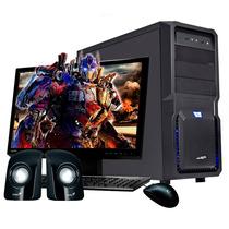 Pc Armada Intel I3 7100 | 4gb 1tb | Trabajo Y Diseño + Envio