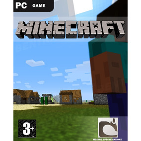 Minecraft Juego Pc Codigo Original Microcentro Platinum