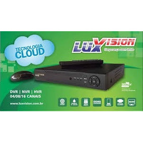 Dvr Stand Alone Luxvision 5416 16 Canais