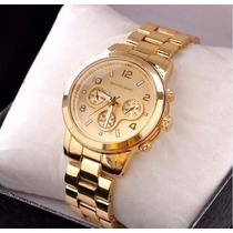 Relógio Dourado Feminino A Pronta Entrega!!!!!!!