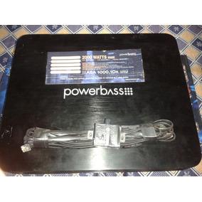 Planta Powerbass Monoblock De 2000 Negociable