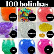 Gel Bolinha Cristal Decor Orbeez Planta Festa Cresc Agua 500