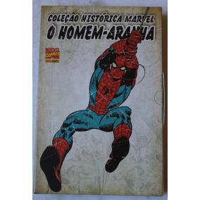Coleção Histórica Marvel O Homem-aranha Vol 1, 2, 3 E 4