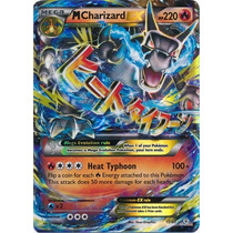 Carta Pokemon M Charizard Ex 12/83 Ultra Rare Envio Gratis