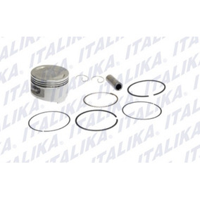 Piston Con Anillos Original Italika Kit De Piston Gy6150-std