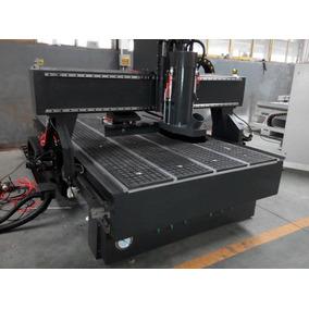 Router Cnc 4 Ejes 130*250 Cm - Trabaja Marmol 5hp Con Plc