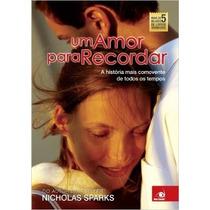Um Amor Para Recordar Livro Nicholas Sparks