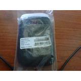 Forro De Cuero Blackberry Original Negro Serie 9800 Pocket