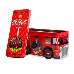 Camión Alcancía Coca Cola