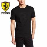 Remera Puma Scuderia Ferrari Talle M Negra Original