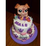 Torta Decorada Infantil Nenas - Chicas - Cumpleaños - Kaupé