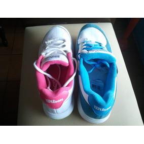 Zapatos Wilson 100% Orig Talla 6.5 Y 7.5 Usa