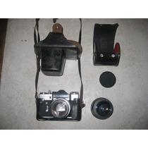 Camara Zenit Profesional 35mm Rusa