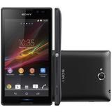 Sony Xperia C C2304 Quad Core, Dual Chip, 8mp - De Vitrine