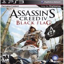 Assassins Creed - Black Flag Ps3