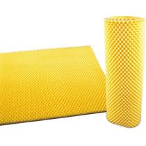 Colchão Caixa De Ovo Paropas Casal - Amarelo D23