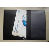 Kit 2 Capas Manual Do Proprietário Do Veículo - Cor Preta