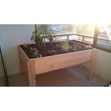 Mesa De Cultivos, Huertos Y Jardineras