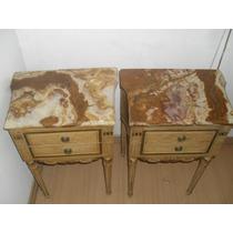Juego de dormitorio antiguo restaurado muebles antiguos for Juego de dormitorio luis xv