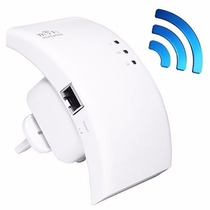 Repetidor Wireless Wifi 300mbps Rj45 Wps + 2 Ad. Pro Duo