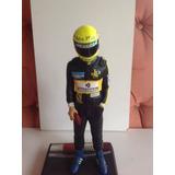 Ayrton Senna Estatua F1 Lotus Gp Rj 1985 1/6 Edi Limitada