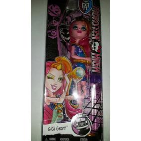 Monster High Gigi Grant Excursão Monstruosa, Original.