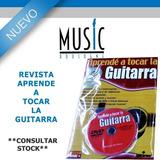 Revista Aprende A Tocar Guitarra - Bm Music Boulogne -