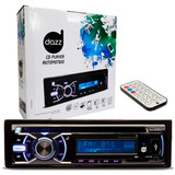 Cd Player Automotivo Dazz Dz-52197 Mp3 Usb Sd Aux Controle
