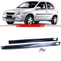 Par Saia Spoiler Lateral Chevrolet Corsa 94 A 02 4 Portas