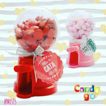 30 Dispenser Con Confites Y Personalizados Ideal 15 Años!