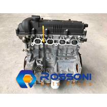 Motor Kia Soul Cerato 1.6 16v Flex Semi Novo C/ Nota Fiscal