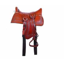 Arreio Cutiano Especial Para Cavalo