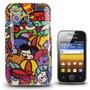 Capa Case Capinha Samsung Galaxy Y Young S5360 Estilo Arte 1