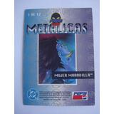 Pepsi Cards Metalicas Dc Buen Estado Precio X Pieza