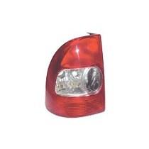 Lanterna Traseira Fiat Strada 2001 2004 Bicolor Ld Atm