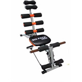 Maquina Abdominales Golden Six Pack Care Wonder Ejercicios
