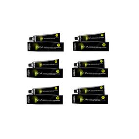 Loreal Kit Inoa Com 6 Colorações De 60g Promoção