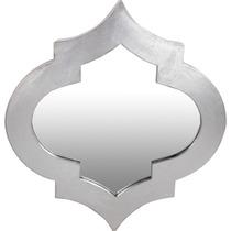 Espejo De Pared Privilege International Silver Accent
