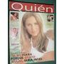 Revista Quien 2/05 Karina Jelinek Anfrea Frigerio Diego Diaz